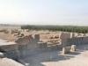 Ruins of King ARTAXERXES I's palace in Persepolis