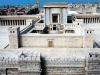 Model of REbuilt Jewish Temple in REbuilt Jerusalem under Cyrus, Darius, Xerxes and Artaxerxes