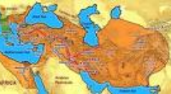 Extent of the Persian Empire of XEXES