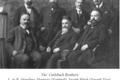 carlebach-brothers